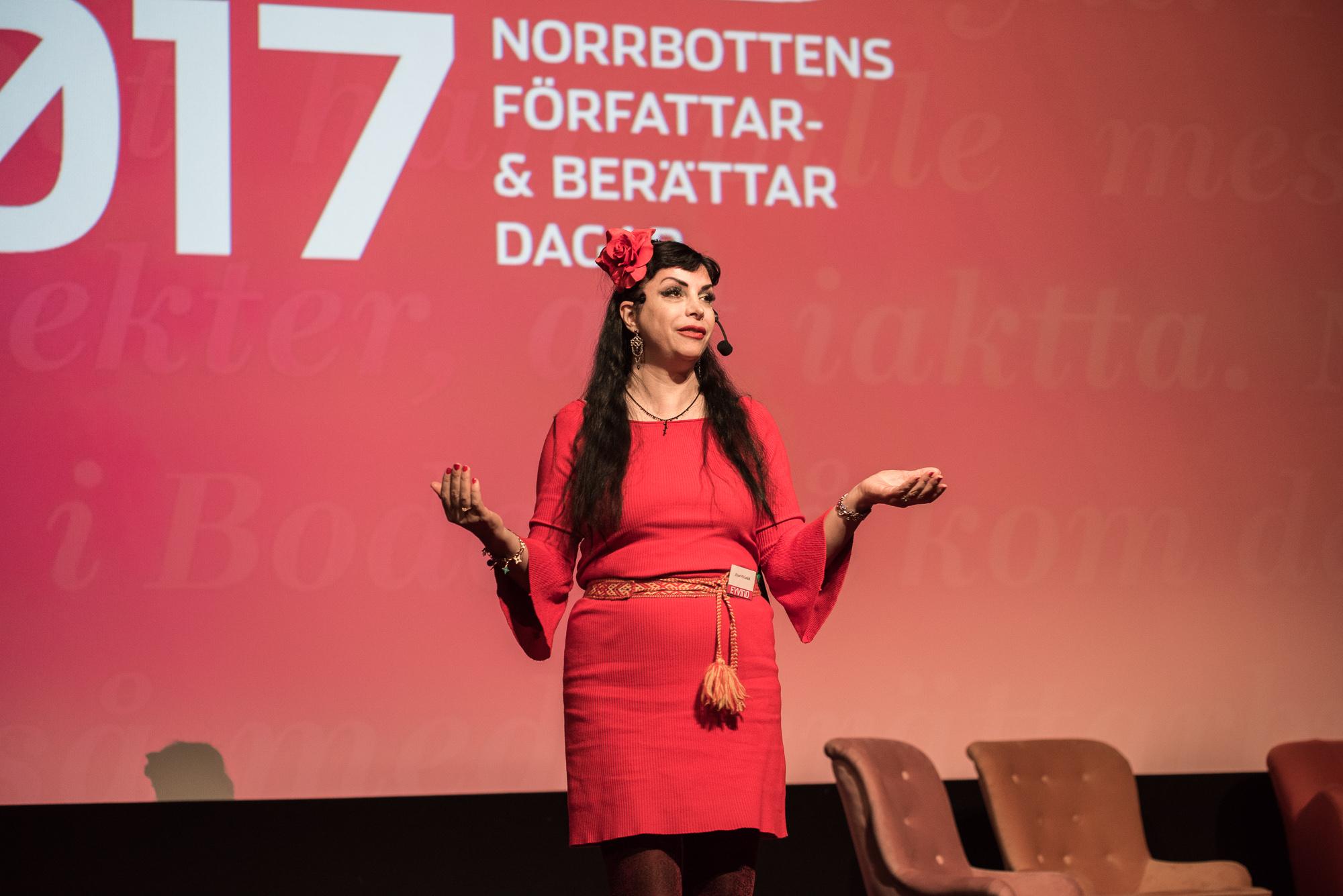 Zinat Pirzadeh på  Eyvind2017