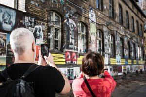 Vart man än tittade såg man saker att fotografera och människor som fotograferade!