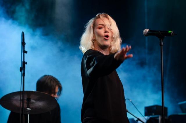 Ana Diaz, Musikens makt 2017.