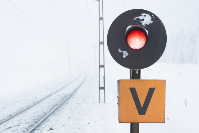 Järnvägsövergång Sävast.