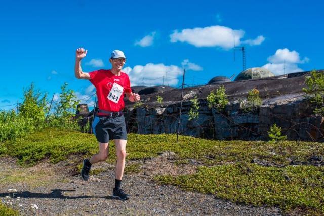 Boden Fortress 2018 lockade många deltagare, trots fem mils löpning i konstant kuperad terräng. Men ett bra tillfälle att testa Godox AD200 med HSS!