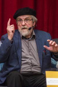 Bengt Pohjanen berättade många dråpliga historier!