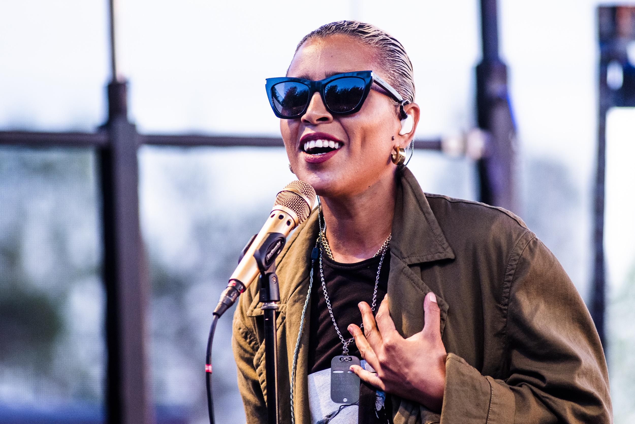 Loreen på Musikens Makt 2019.