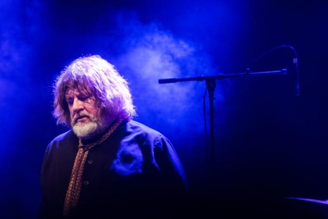 Ebbot Lundberg, Musikens makt 2018.