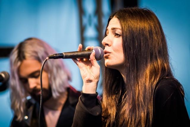 Flora Cash, Musikens makt, Luleå 2017