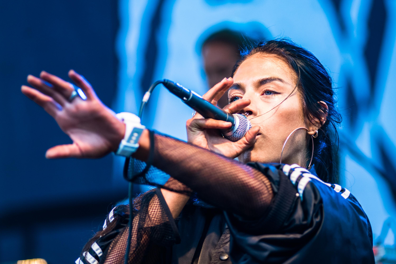 Maxida Märak gästar Musikens Makt 2018