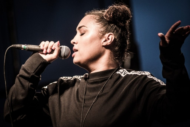 Naomi Pilgrim, stencool. Musikens makt Luleå 2017