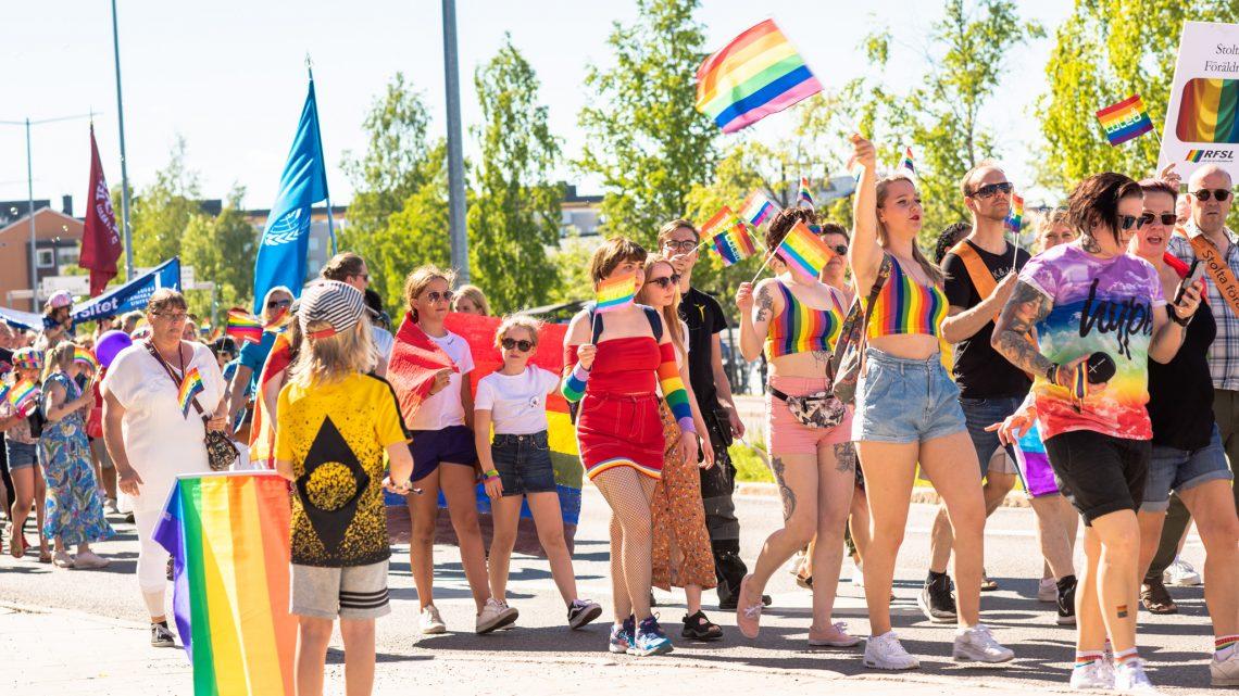 Luleå Pride 2019
