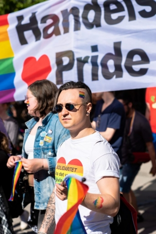 Luleå Pride 2019.