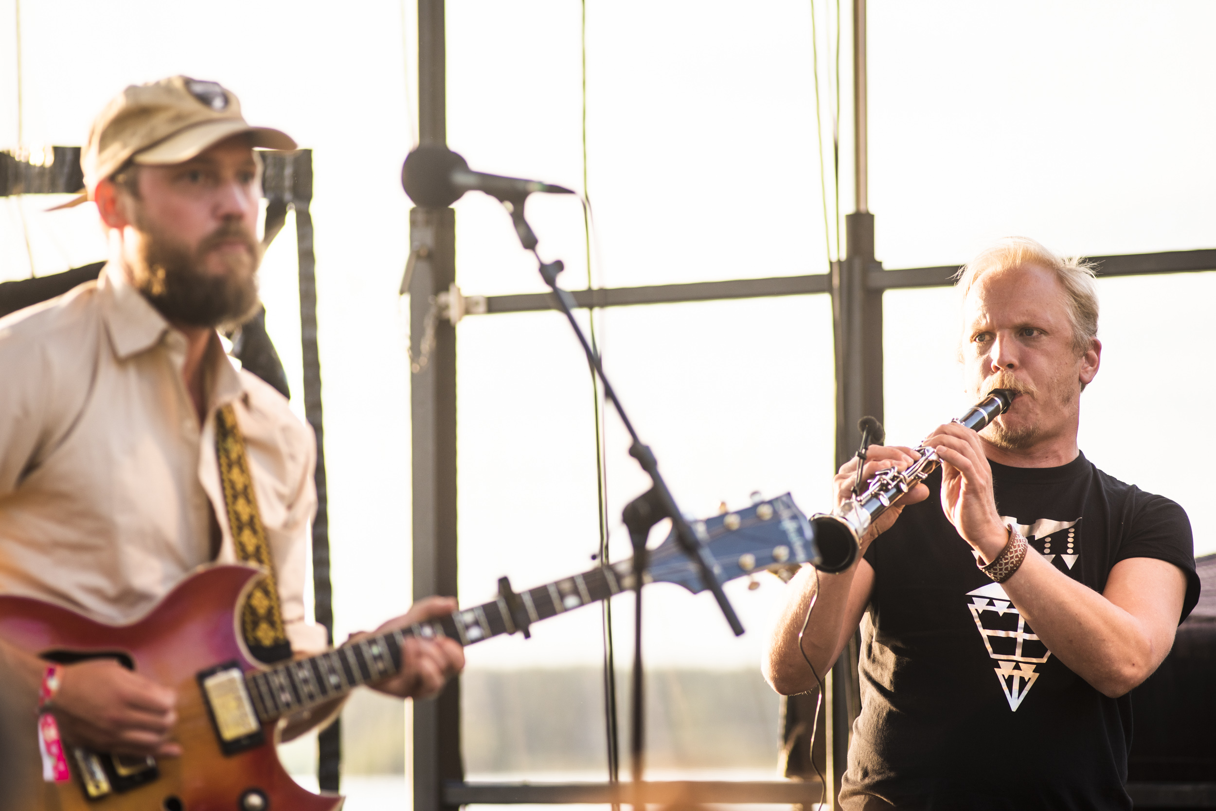 Johan Airijoki  och Nikolai Äystö Lindholm, Musikens Makt 2019.