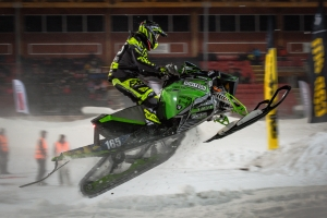 165 Pär Vikman, Malmfältens MCK, Ignition Snowcross. Artctic C