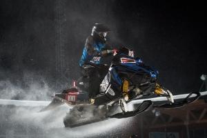 100 Ronja Revelj, Team Walles MK, Polaris Team Sweden