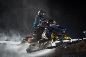 100 Ronja Revelj, Team Walles MK, Polaris Team Sweden