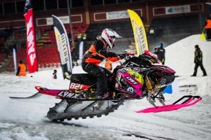 821 Fanny Wikström, Infjärdens RSK, Team Traktorcity/Crossfix.