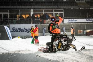 259 John Stenberg, Lofsdalens SK, Ljungbergs Motor Racing Team.