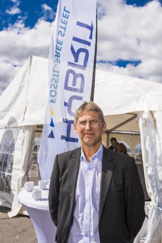 Jan Moström, vd och koncernchef, LKAB.
