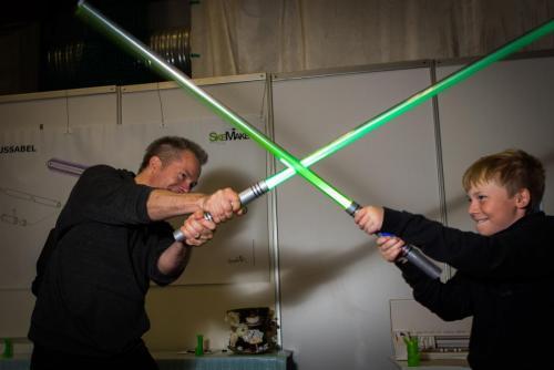 Vad vore Nordsken utan en laserfajt?