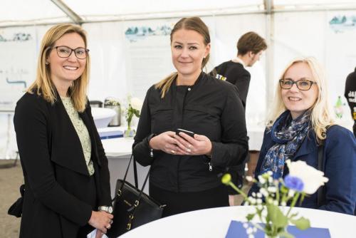 Invigning av Hybrit på SSAB industriområde i Luleå.