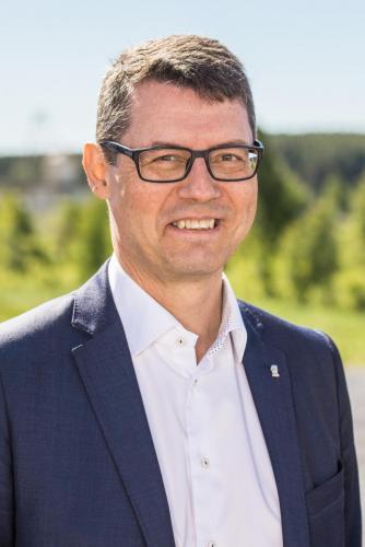 Leif Boström, LKAB.