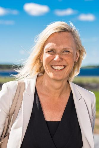 Grete Solvang Stoltz, HR och hållbarhet, LKAB.