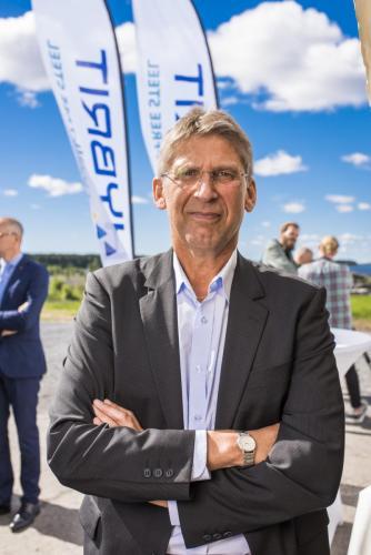 Jan Moström, vd och koncernchef, LKAB