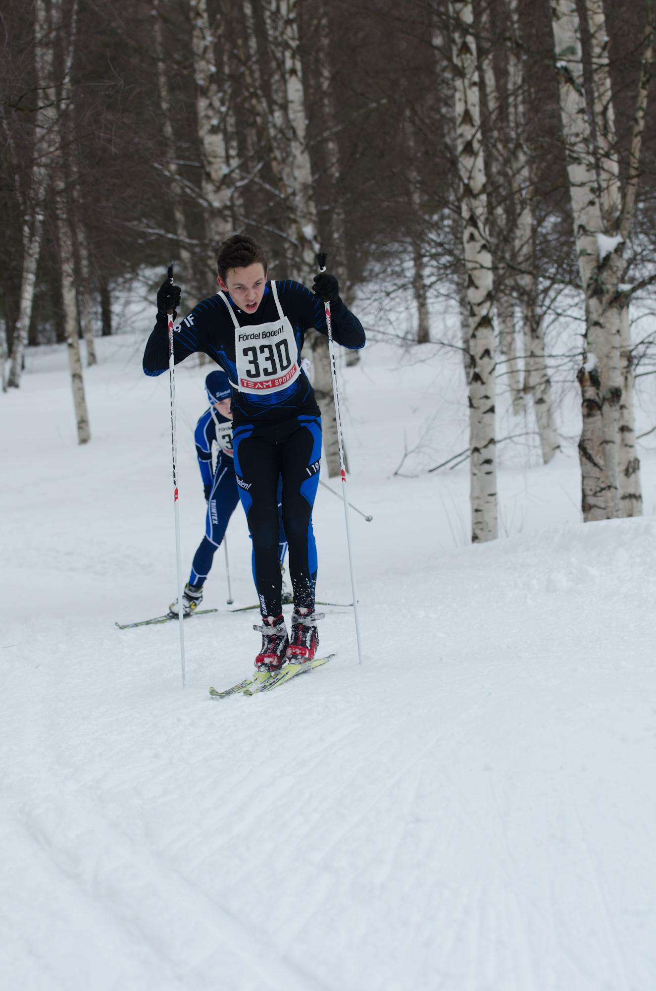 Johan Stridsman, Sävastspelen 2014