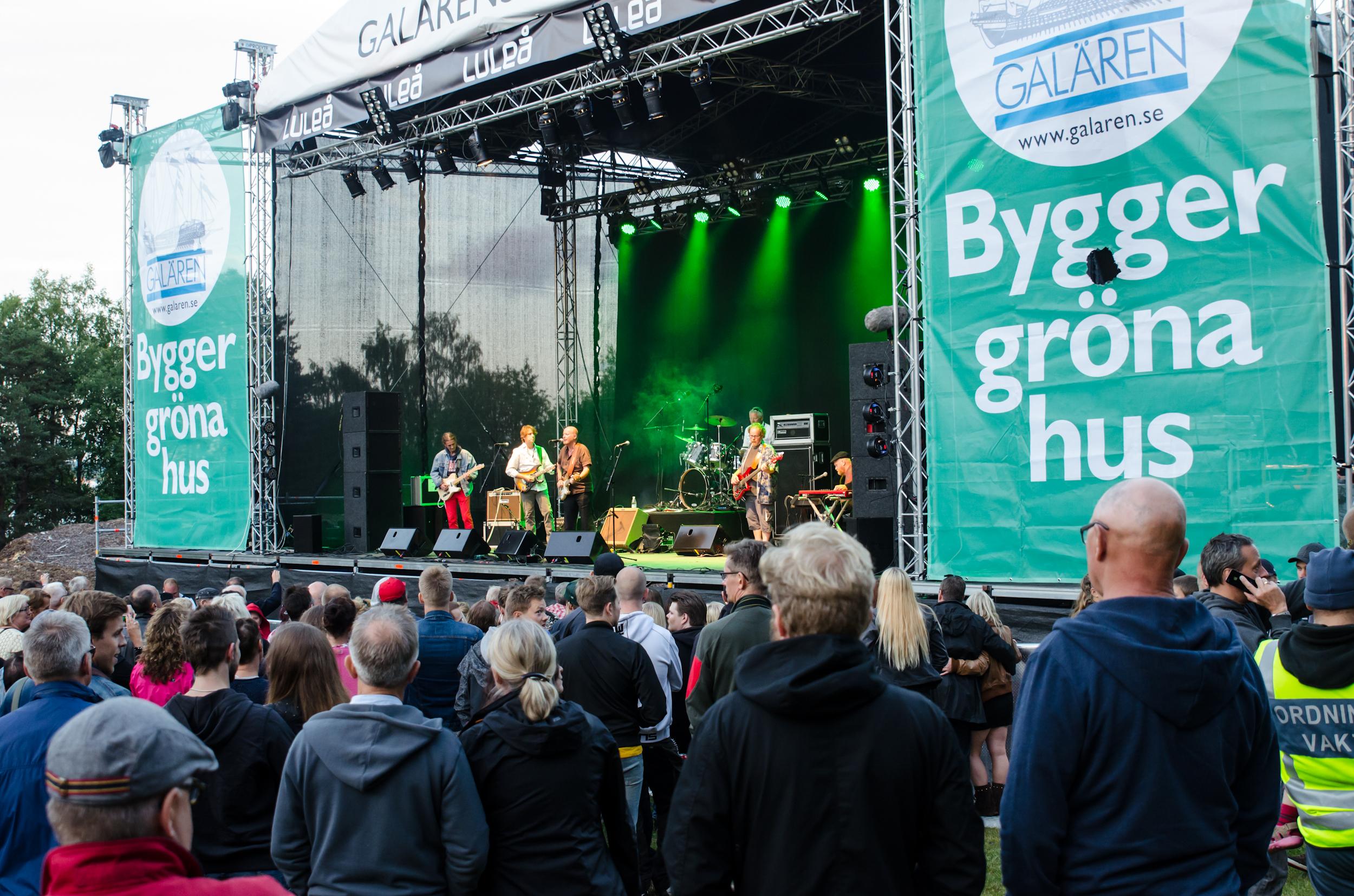 Rekyl Musikens Makt Luleå 2013
