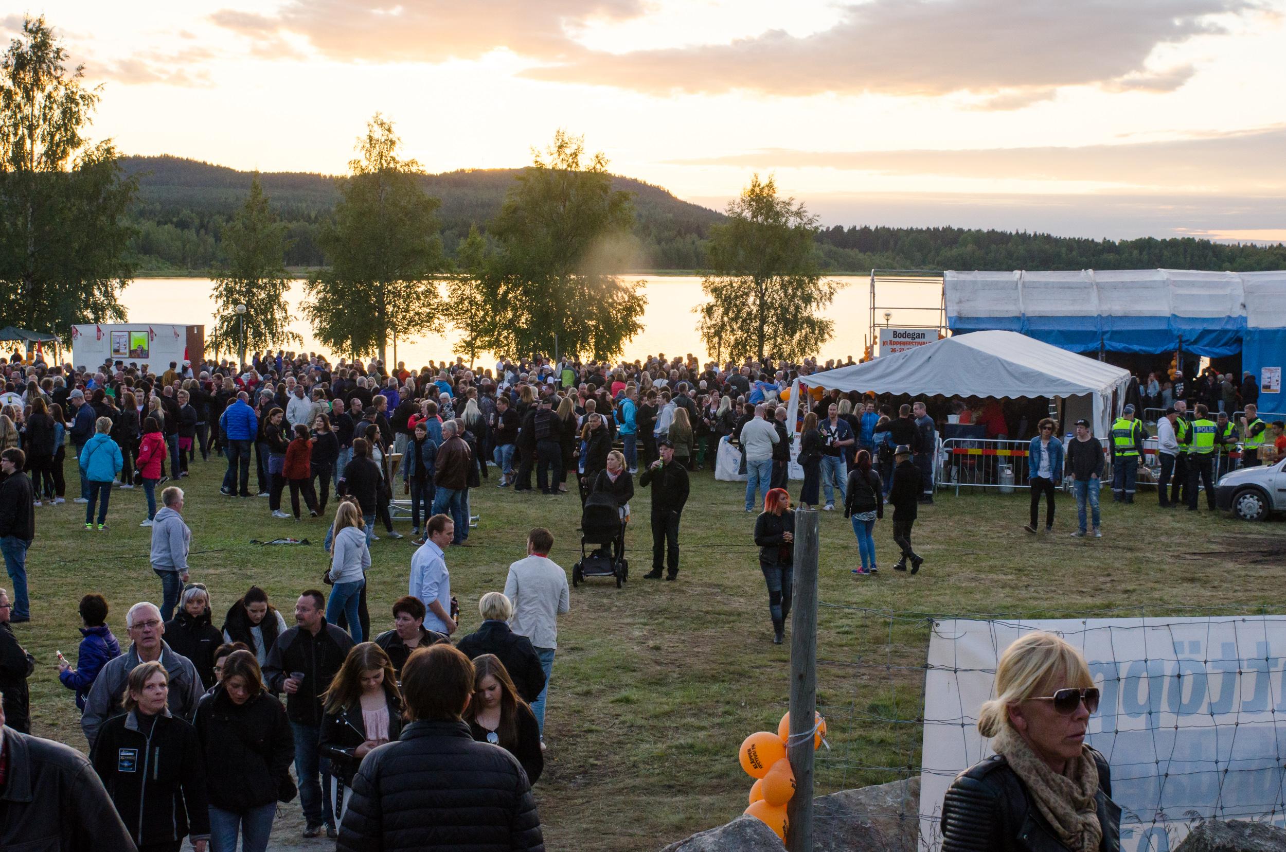 Kläppenfestivalen Boden