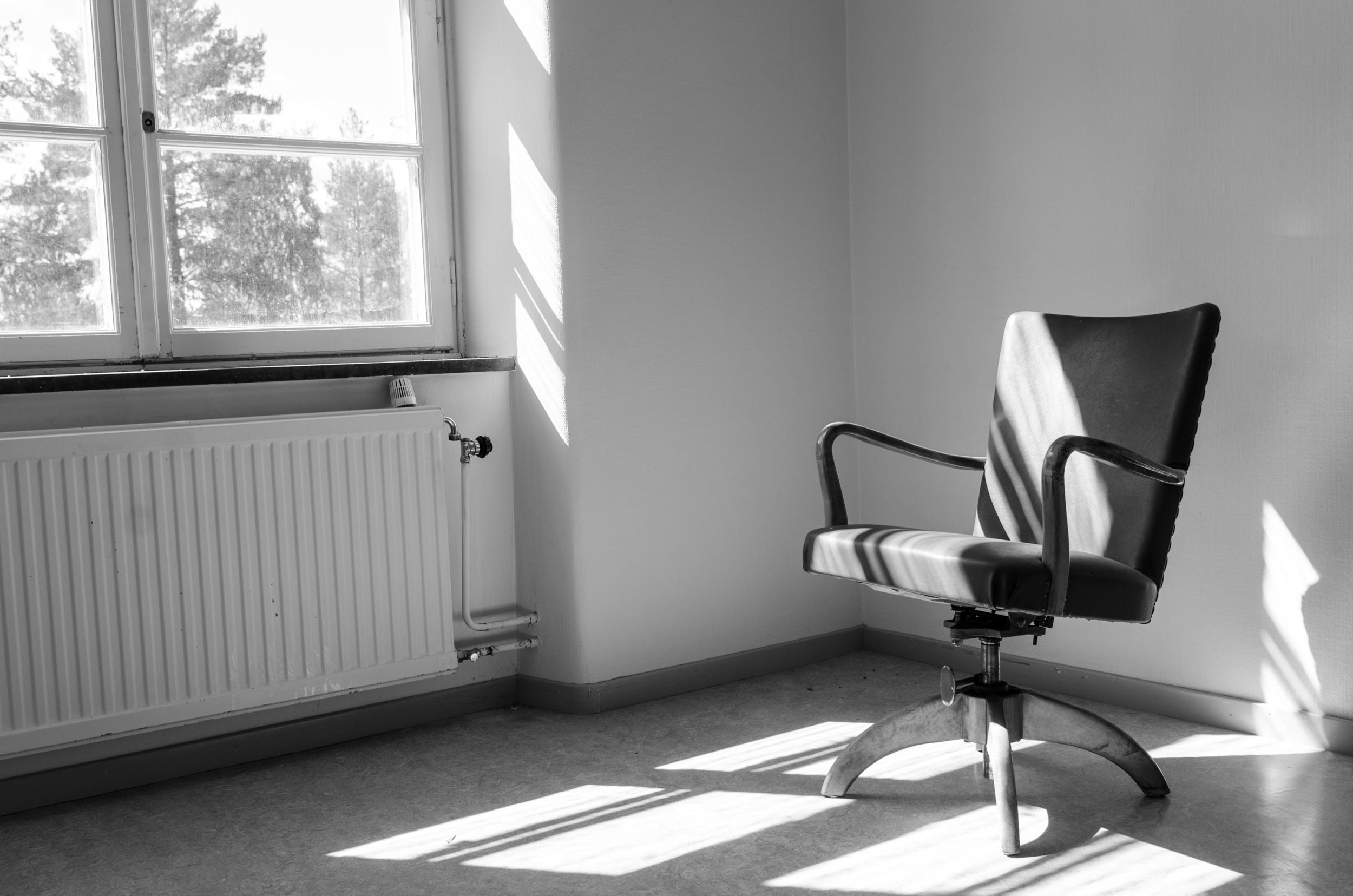 Sandträsk sanatorium.