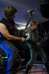 Heroes of Vallentor på Kulturnatta i Boden 2014
