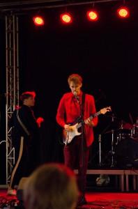 In Limbo på Kulturnatta i Boden 2014