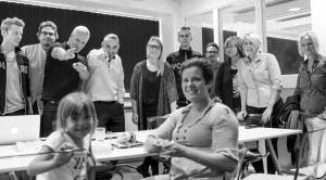 Niklas Wass, inspiratör av stora mått på besök hos Yours i Luleå!