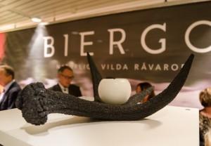 Invigning av Biergo i Luleå.