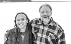 Troy Campbell och Tim Linhart