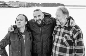 Troy Campbell, Niklas Wass  och Tim Linhart