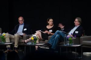 Seminarie med Björn Jansson, Region Gotland, Maria Wetterstrand och Anders Wijkman.