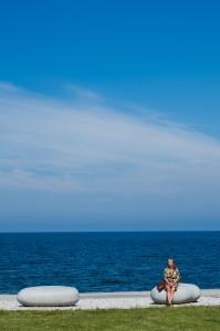 Visby. Det är något visst med hav.