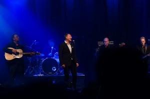 Magnus Carlsson i Weeping Willows, Musikens Makt i Luleå.