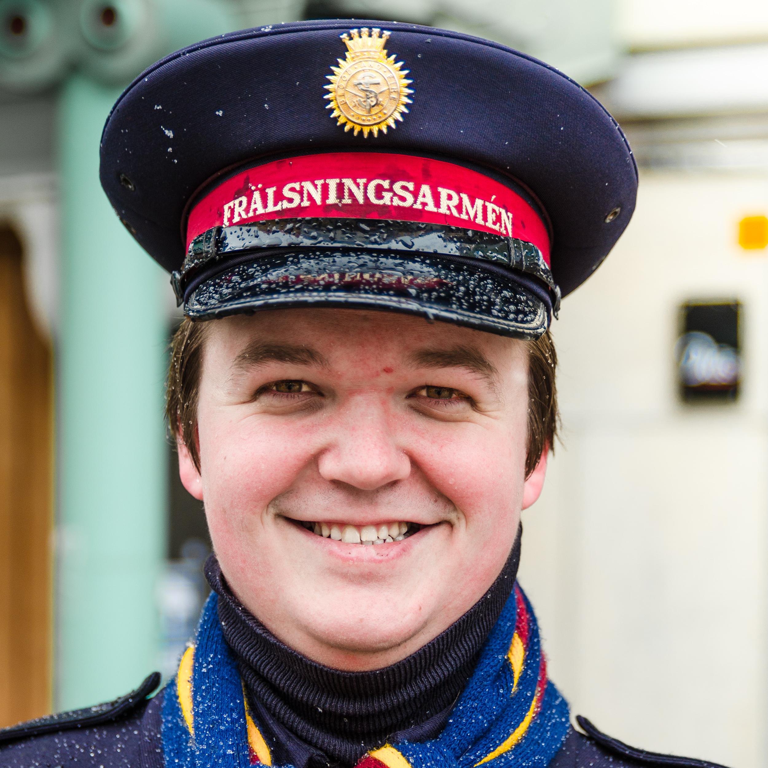 Frälsningsarmén i Luleå kämpar på