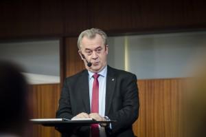 Sven-Erik Bucht, riksdagsledamot
