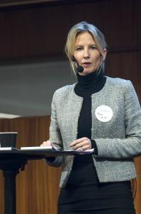 Anna Sundell, direktör EQT Partners