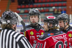 Boden J18 mot Piteå. Vinst 6-0.