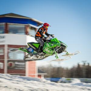 113 Robin Warg Ignberg Skellefteå MS. Final i Skotercross i Boden 2016