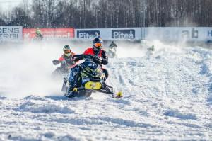 Gustav Sahlsten Umeå AK Visa förarprofil Motorbolaget Ski-Doo Sweden Ski-Doo. Final i Skotercross i Boden 2016