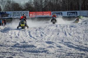 81 Gustav Sahlsten Umeå AK Visa förarprofil Motorbolaget Ski-Doo Sweden Ski-Doo