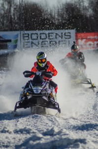 27 William Svensson Tavelsjö SK. Final i Skotercross i Boden 2016