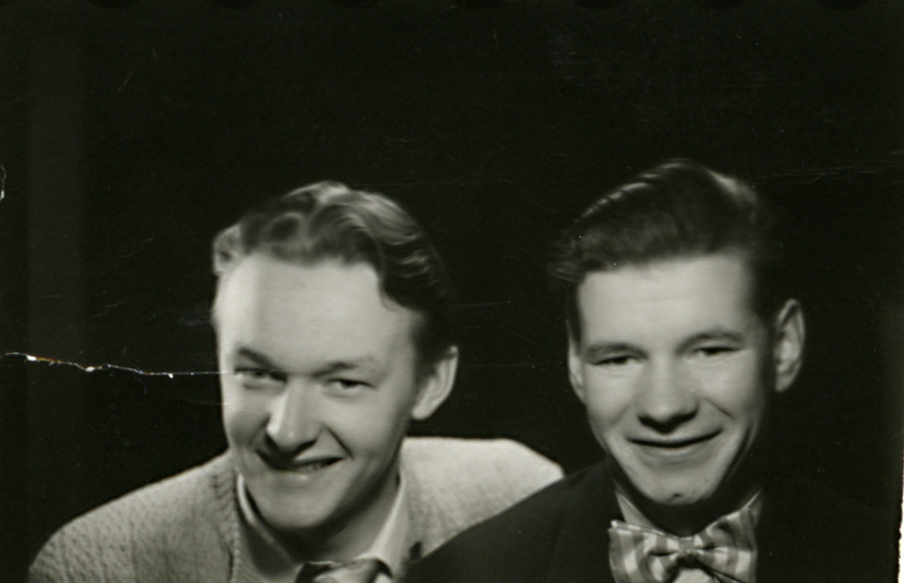 Kan någon av dessa män vara Leonard Hyllenstam (född Lennart Haarala)?