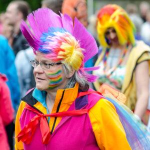 Luleå Pride 2016.