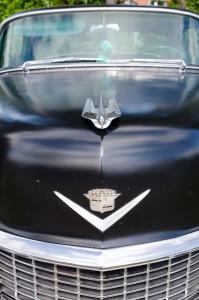 Almond Road Meet, Sävast. Brutal Cadillac!