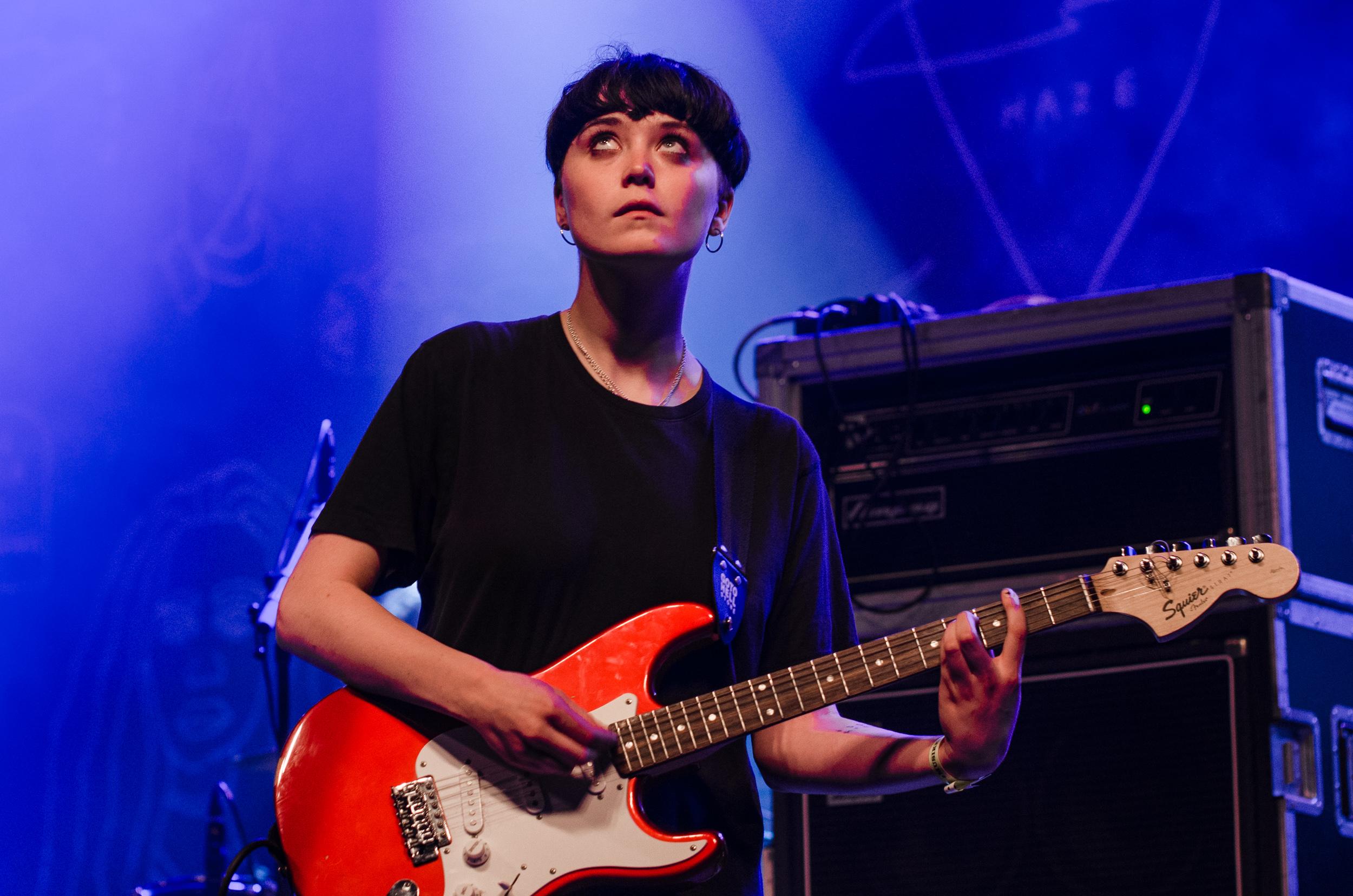 Dolores Haze på Musikens Makt i Luleå